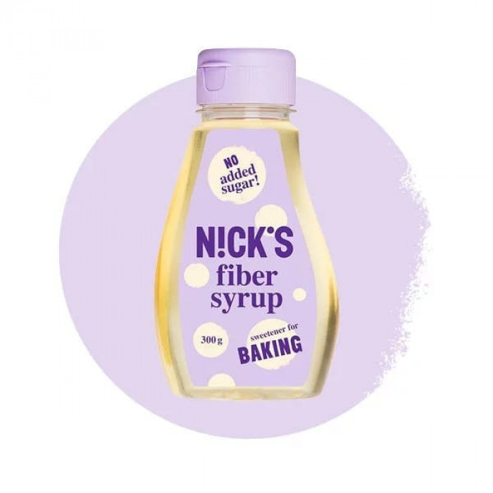 Sweet Fiber Syrup for baking Nick's, 300 g