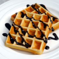 Waffles and Cookies
