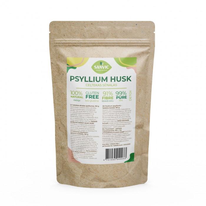 Psiliumas (psyllium) – gysločio luobelės, 150 g