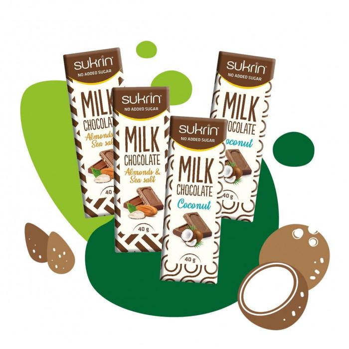 Chocolate Sukrin Set