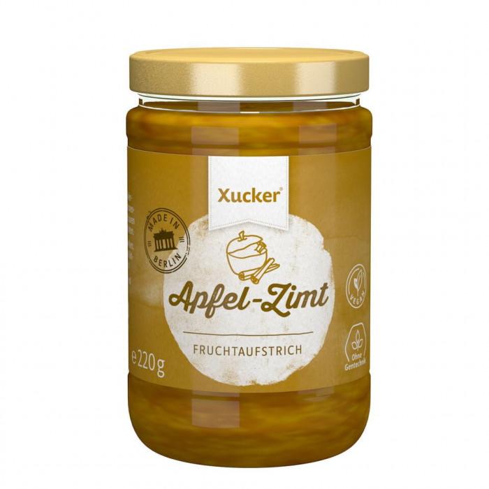 Apple-cinnamon Jam with Xylitol, 220 g