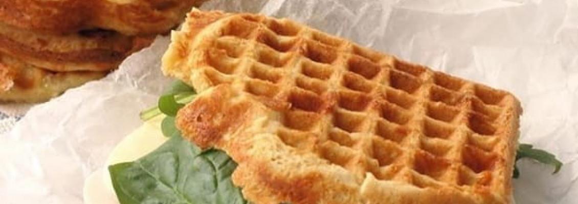 Pagatavojiet bezglutēna vafeles! Vienkārša un garda recepte.