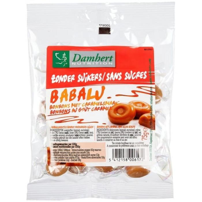 Damhert Without Sugars Babalu caramel