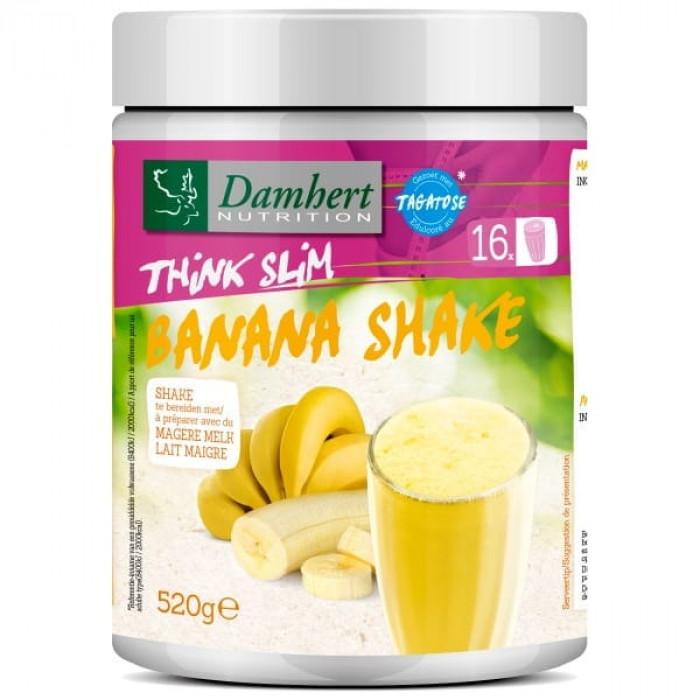 Damhert Think Slim Meal replacement shake banana Tagatose