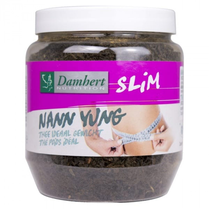 Damhert Slim Balanced weight tea nann yung, 100 g