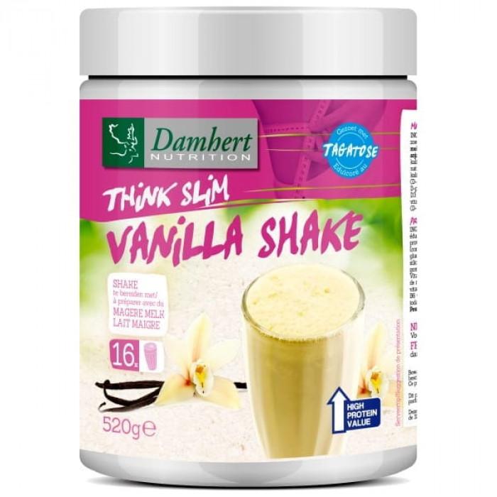 Damhert Think Slim Shake vanilla Tagatose, 512 g