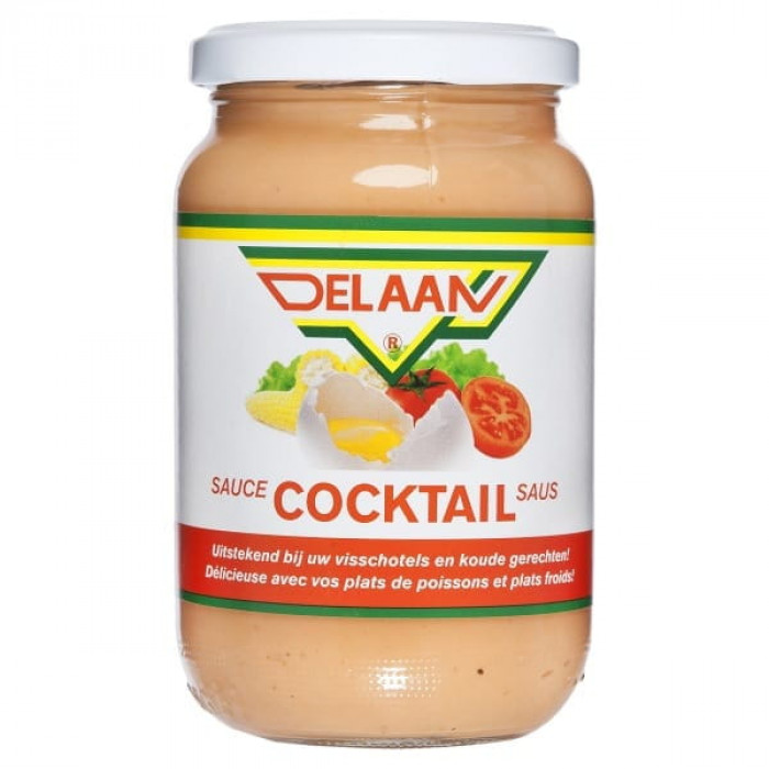 Delaan Cocktail sauce, 300 g