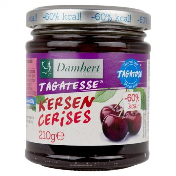 Ķiršu džems Damhert Tagatesse, 210 g