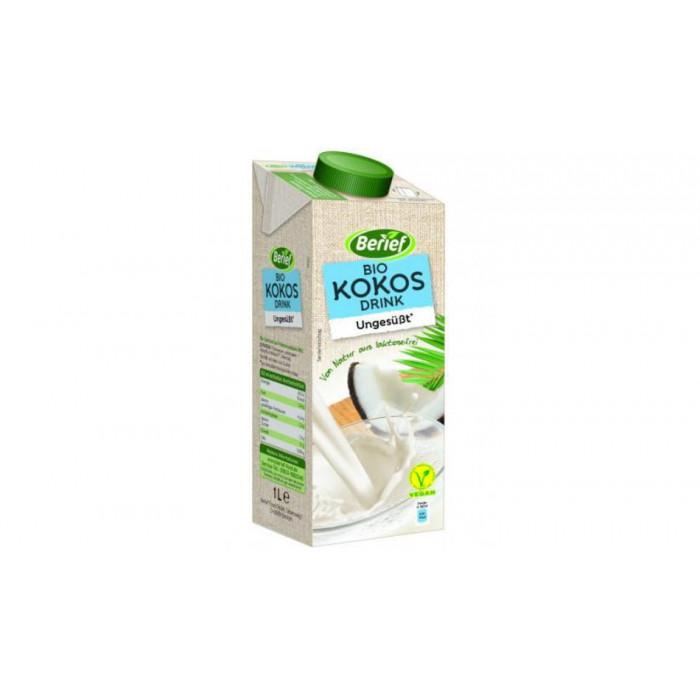 Kokosriekstu dzēriens, nesaldināts ECO, 1000 ml