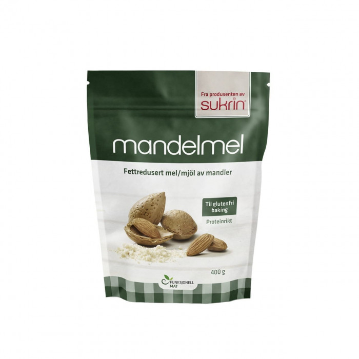 Almond Flour (Fat Reduced), 400 g