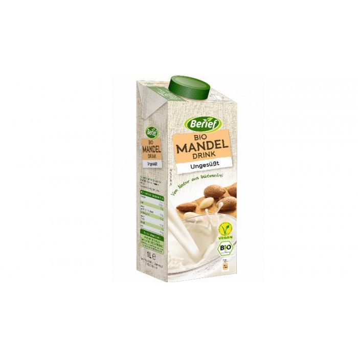 Unsweetened Almond drink ECO, 1000 ml