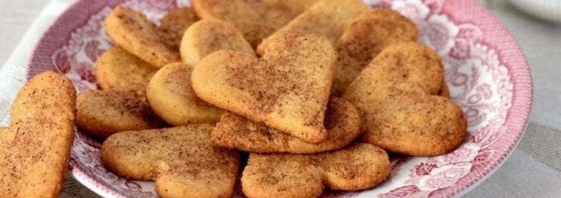 Pagatavojiet marcipāna čipsus!
