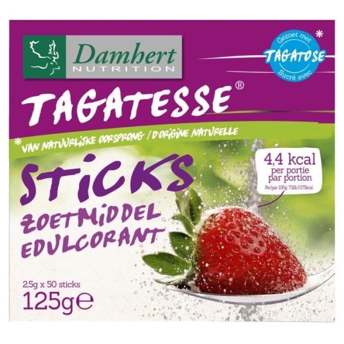 Damhert Tagatesse sweetener sticks, 50 x 2,5 g