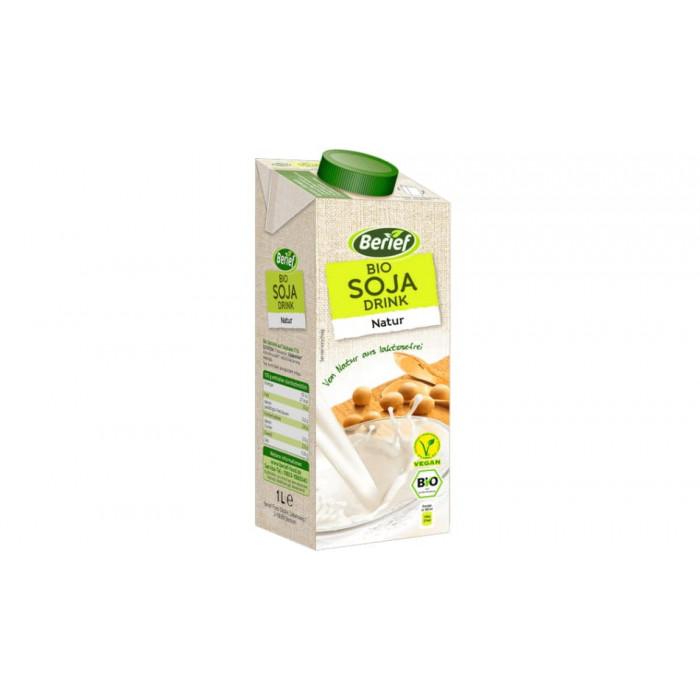 Unsweetened Soya drink ECO, 1000 ml