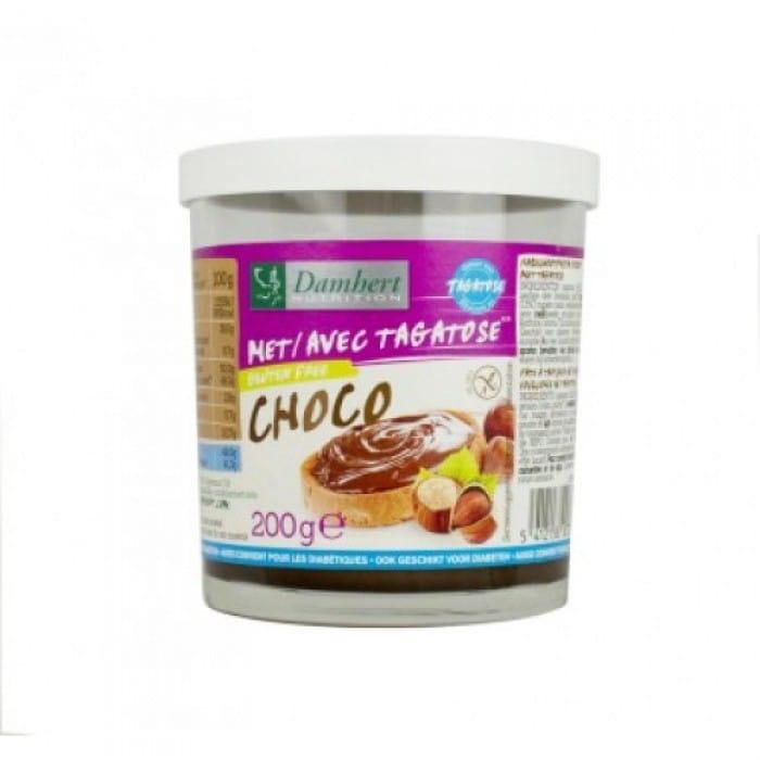 Chocolate cream with hazelnuts Damhert Tagatesse, 200 g