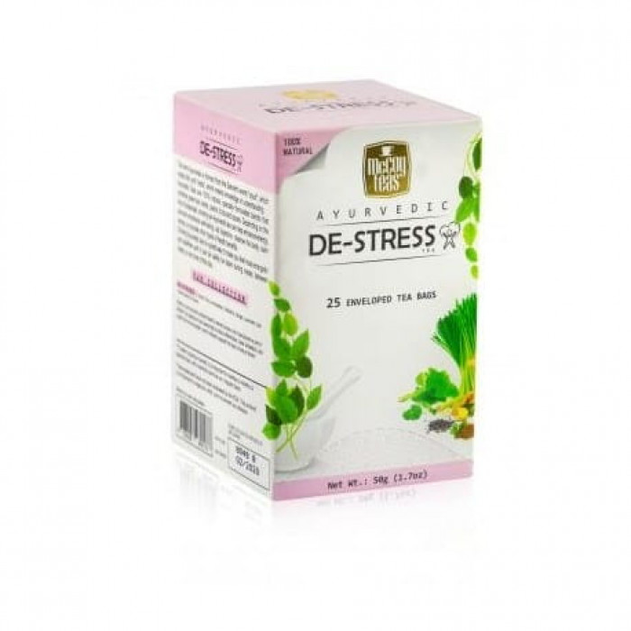 MCCOY TEAS Ayurvediс De-stress green tea 2g x 25pcs