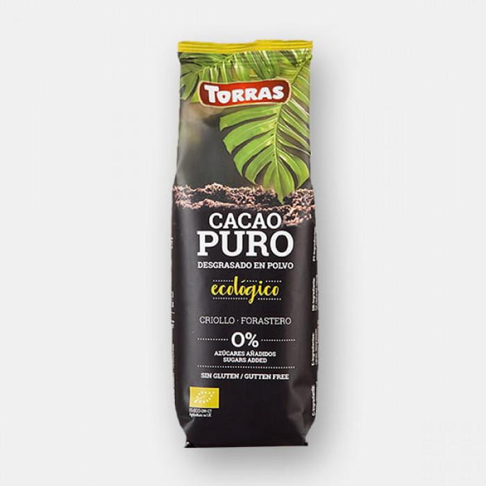 Organic cacao powder, Torras 180 g