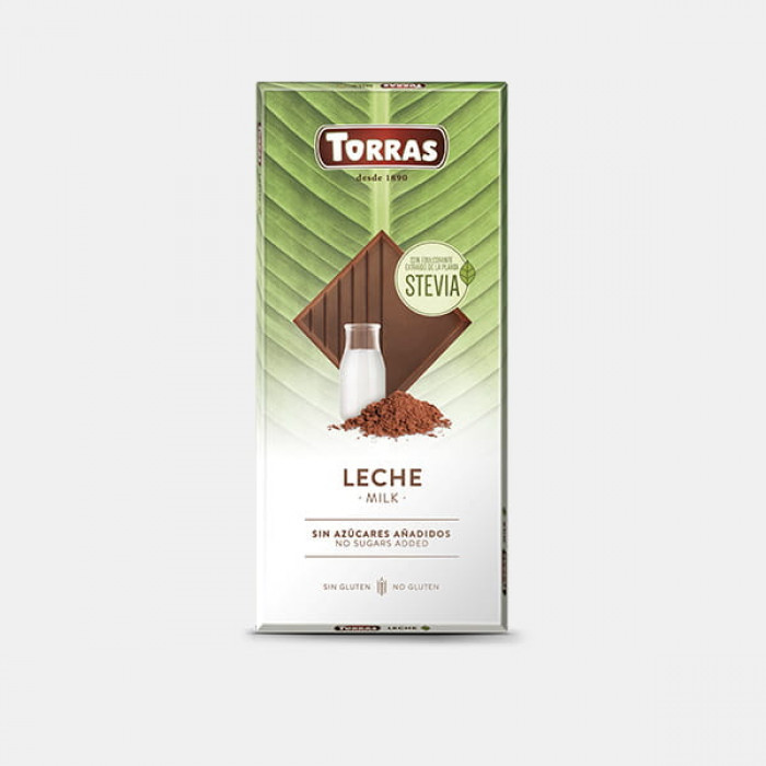 Milk chocolate Torras, 100 g
